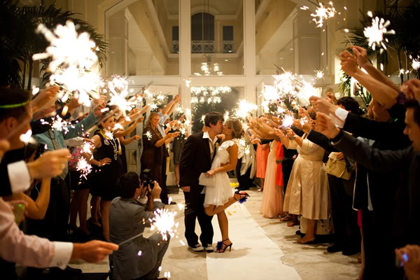 Wedding after party ideas - Fantastic Fireworks : Fantastic Fireworks