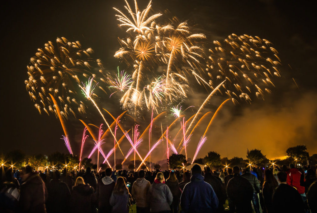 For Fireworks In Northampton Call 01604 321309