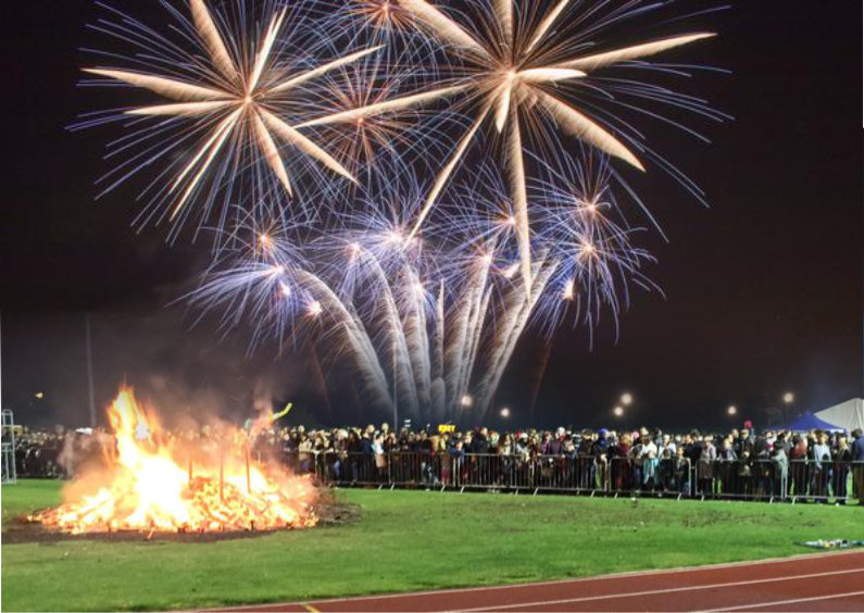 Organising A Safe Fireworks Display For Bonfire Night