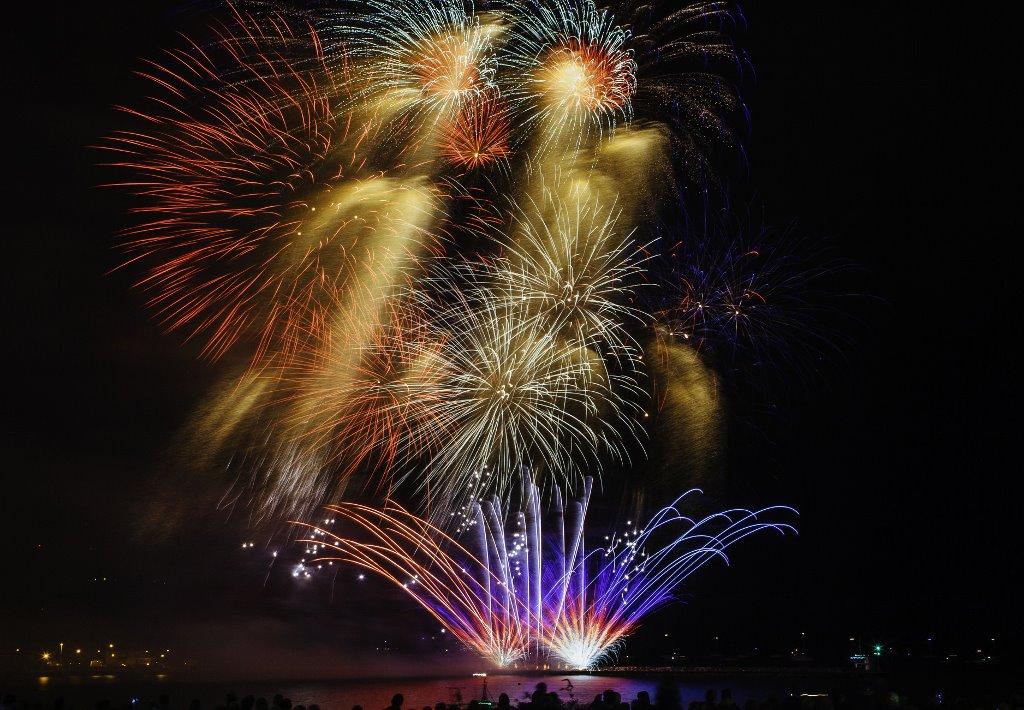 For Fireworks In Devon Call Exeter 01392 338371