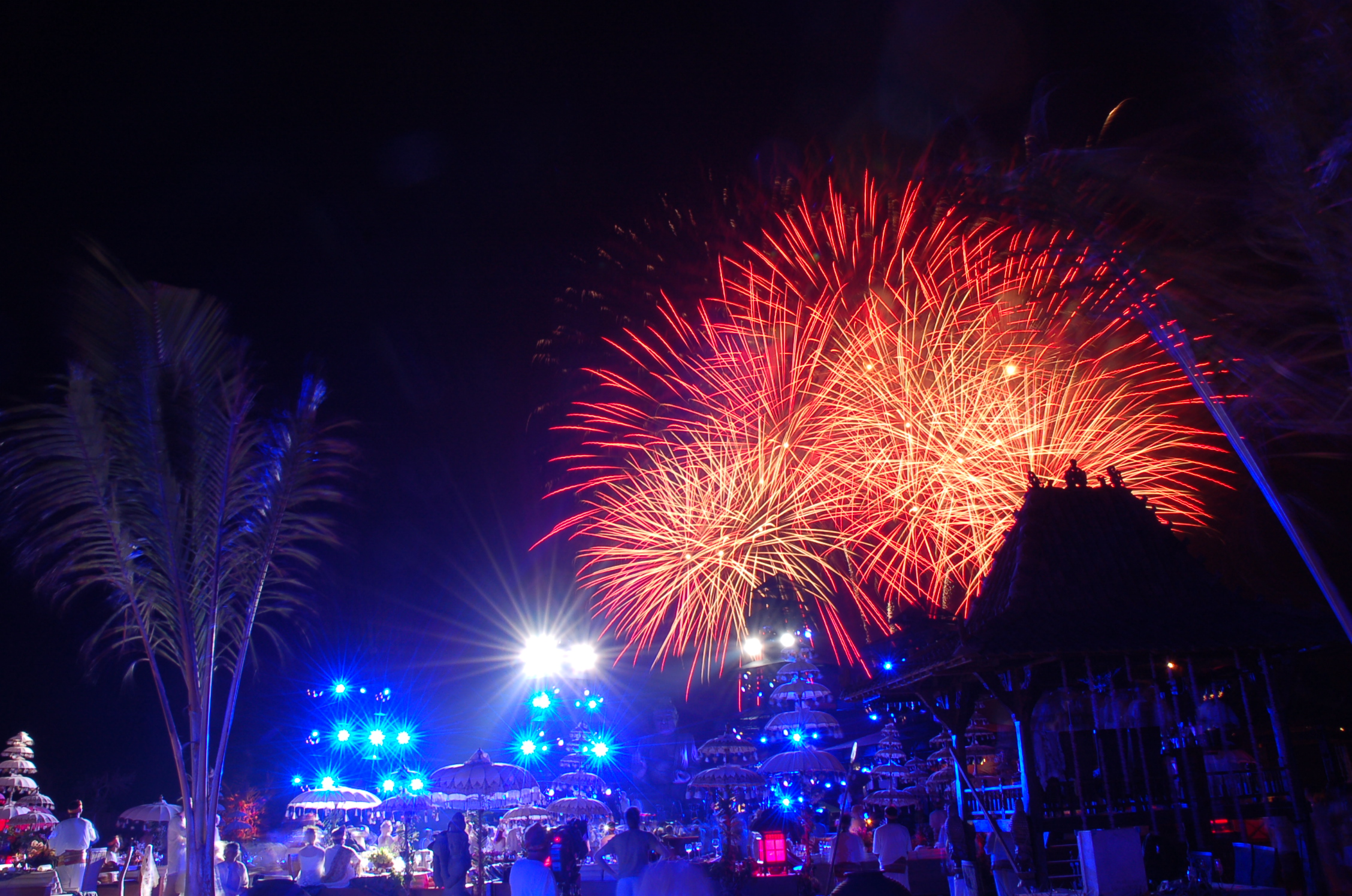 Fireworks In France, Europe And Beyond