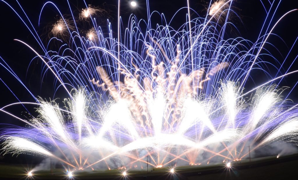 For Fireworks In Oxford Call 01865 565019