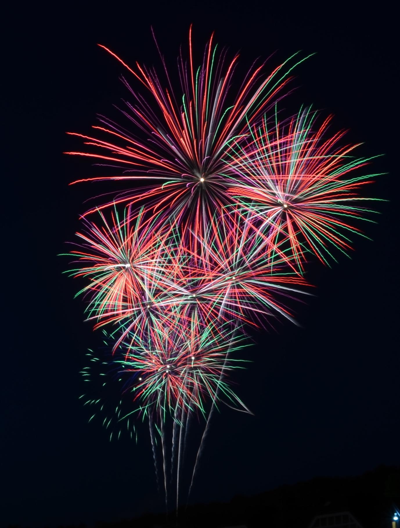 Henley Regatta Fireworks