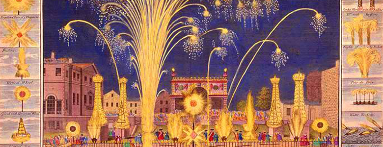 History Of Wedding Fireworks In The UK