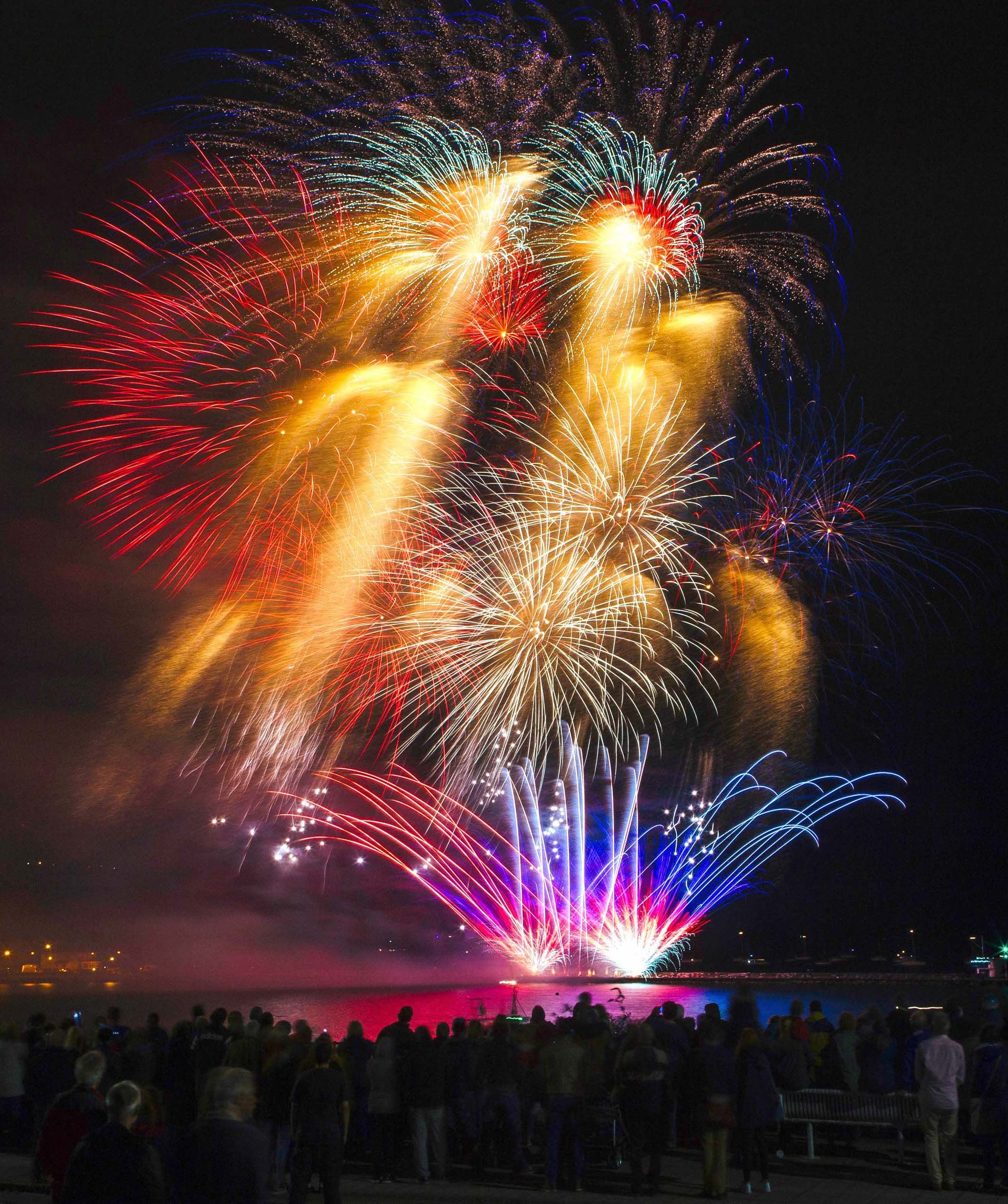 How Fantastic Fireworks Became Double Winners Of The British Fireworks Championship