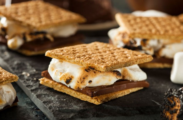 Bonfire Night Smores