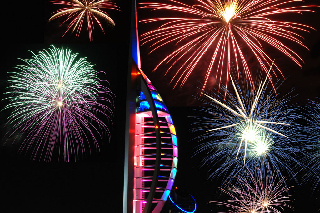For Fireworks In Hampshire Call Southampton 023 800 83236