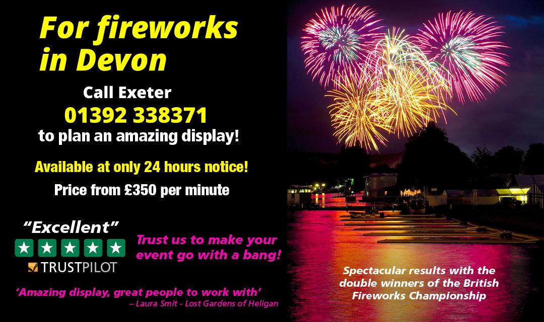 Devon-firework-company