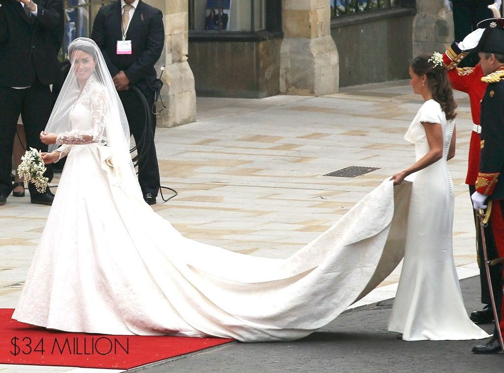 celebrity wedding Prince William and Kate Middleton