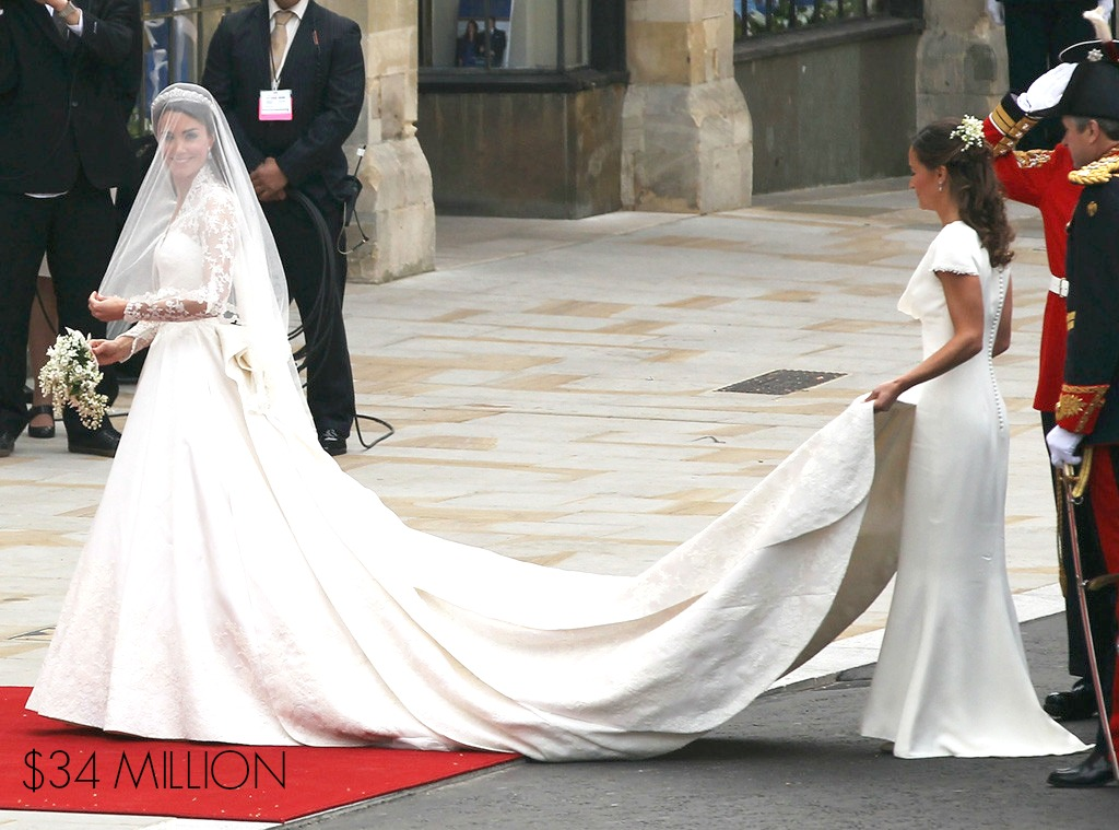 Most Extravagant Celebrity Weddings