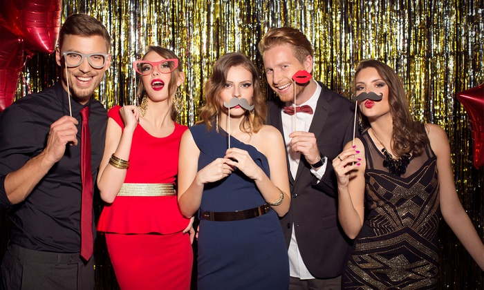 photo booth trend in events