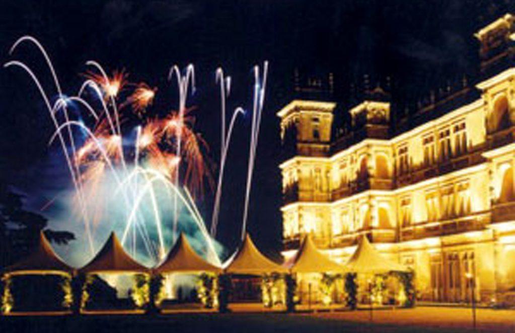 Professional Fireworks Displays | Quiet Fireworks