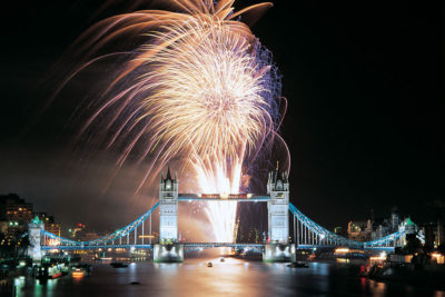 For Fireworks In London Call 0203 284 0010